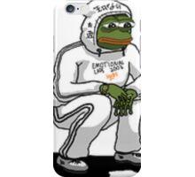 S A D-P E P E iPhone Case/Skin