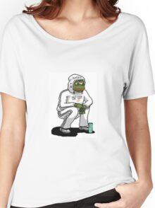 S A D-P E P E Women's Relaxed Fit T-Shirt