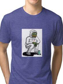 S A D-P E P E Tri-blend T-Shirt