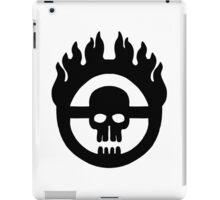 Mad Max - Warboy Skull Wheel  iPad Case/Skin