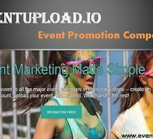 Event Promotion Companies by sandyanderson