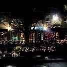 Near Christmas in Princeton  by John Todaro