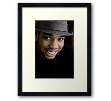 Guess Who!!!!!! Framed Print