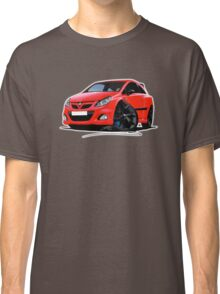 Vauxhall Corsa VXRacing Red Classic T-Shirt