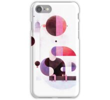Rainbow swinger iPhone Case/Skin