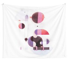 Rainbow swinger Wall Tapestry