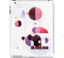 Rainbow swinger iPad Case/Skin