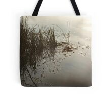 Reeds on Econfina Tote Bag
