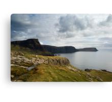 Beautiful view, Isle of Skye Canvas Print