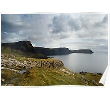 Beautiful view, Isle of Skye Poster