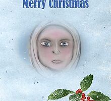 Mary.......Christmas by Sarah Russell