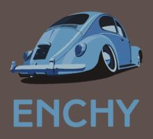 #Enchy VW Beetle - Stanced , Lowered, VAG by Movieshirts101