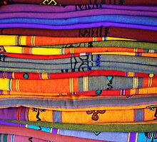 Colours in Fabric by David Bradbury
