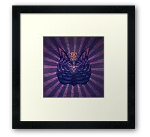 The Cosmic Bear Framed Print
