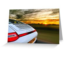 997 Carrera 4S .... Greeting Card