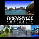 Townsville postcard by Jayson Gaskell