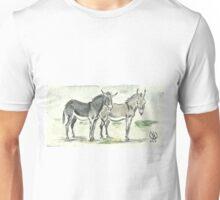 """Sardinian donkeys"" Unisex T-Shirt"