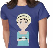 Jane Austen Womens Fitted T-Shirt