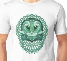The Minty Fresh Owling Unisex T-Shirt