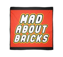 MAD ABOUT BRICKS Scarf