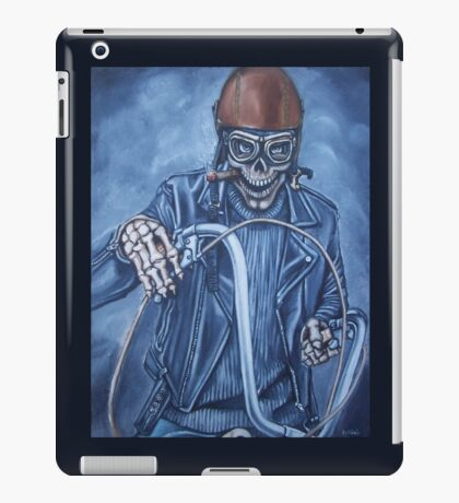 Lost my wings in'39 iPad Case/Skin