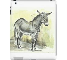 """Donkey"" iPad Case/Skin"