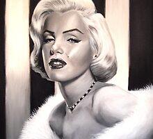Marilyn Monroe by kinch