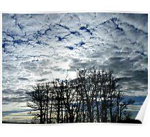 Cornwall: Skyscape no.2 Poster