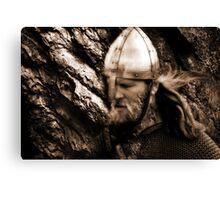 The Viking Warrior Canvas Print