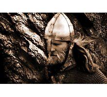The Viking Warrior Photographic Print
