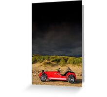 Caterham R300 .... Greeting Card