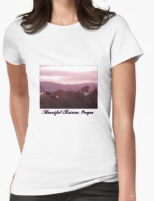 Sunrise Over the Columbia River #9 T-Shirt