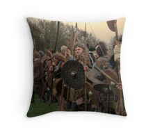 me in the 13th centuary Throw Pillow