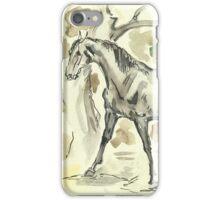 """Etude of a stallion"" iPhone Case/Skin"