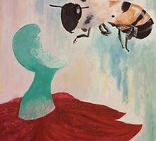 The Gathering Bee by Stengel