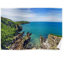 Anglesey Coast Poster