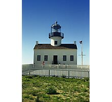 Lighthouse, San Diego Photographic Print