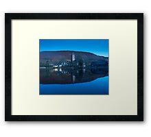 Sleeping Kirk, Port of Menteith, Scotland Framed Print