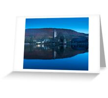 Sleeping Kirk, Port of Menteith, Scotland Greeting Card