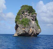 Island for one - Vava'u, Tonga by abbycat