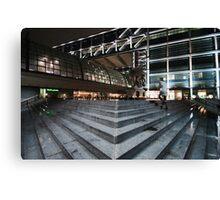 Berlin Hauptbahnhof Canvas Print