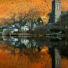 Awake Kirk, Port of Menteith, Scotland by Michael Marten