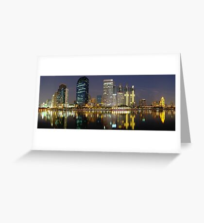 Bangkok Greeting Card
