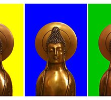 Buddha to the Third by Edward Myers
