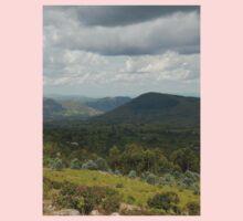 a large Congo landscape One Piece - Short Sleeve