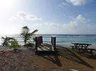 Surfer's Beach - Cocos (Keeling) Island by abbycat