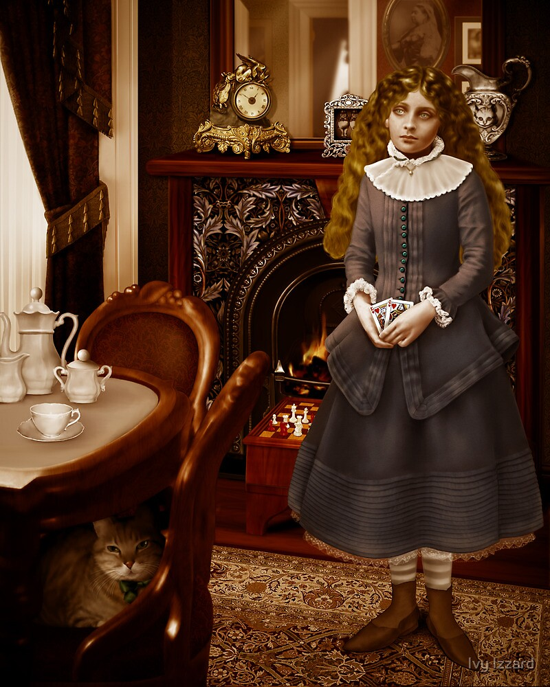 Victoriana II by Ivy Izzard
