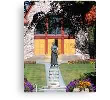 Grand Pre and Evangeline Canvas Print