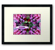 color Revolution Framed Print