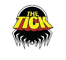 the tick Photographic Print